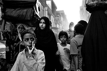 Souk de Khan el-Khalili au Caire